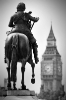 London:Black and White Photo-171