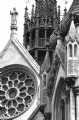 The Royal Courts of Justice:Black and White Photo-66
