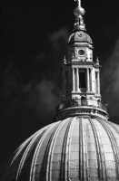 St Paul's Cathedral:Black and White Photo-62