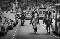 London Police:Black and White Photo-277