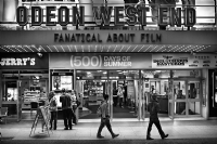 Odeon West End:Black and White Photo-470