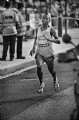 Sammy Wanjiru sets London marathon record:Black and White Photo-403