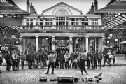 Covent Garden Market:Black and White Photo-496