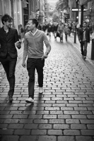 Neal Street, London:Black and White Photo-648